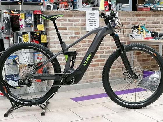 Cube e bike stéréo 140 mm