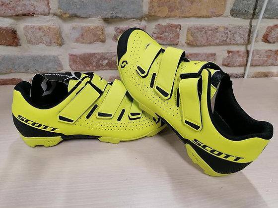 Chaussures VTT Scott MTB COMP RS jaune fluo