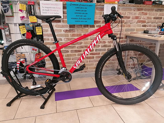 Specialized rockhopper sport rouge