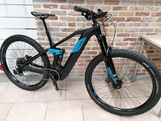 Vélo électrique Cube STEREO HYBRID 140 HPC