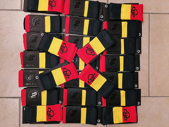 Chaussettes avec logo du magasin
