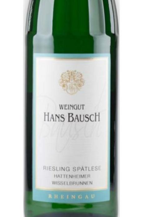 2016 Hattenheimer Wisselbrunnen Spätlese edelsüß