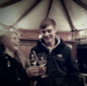 Max und Katharina_Schlangenbad Weinfest_