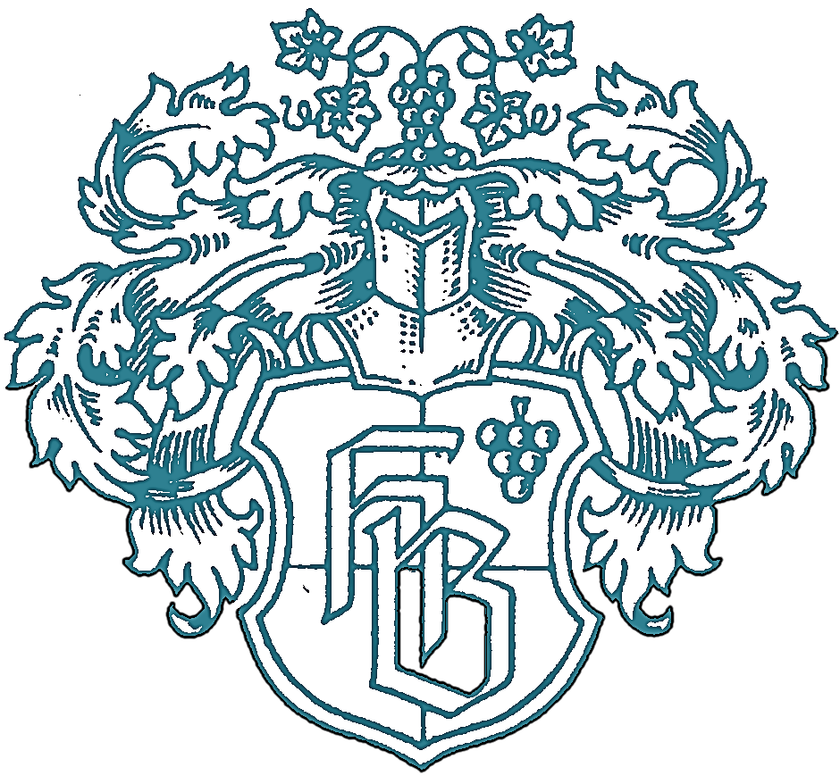 Wappen hellblau