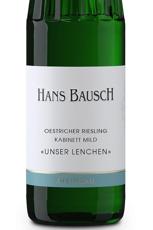 """2019 Oestricher Riesling Kabinett mild """"Unser Lenchen"""""""