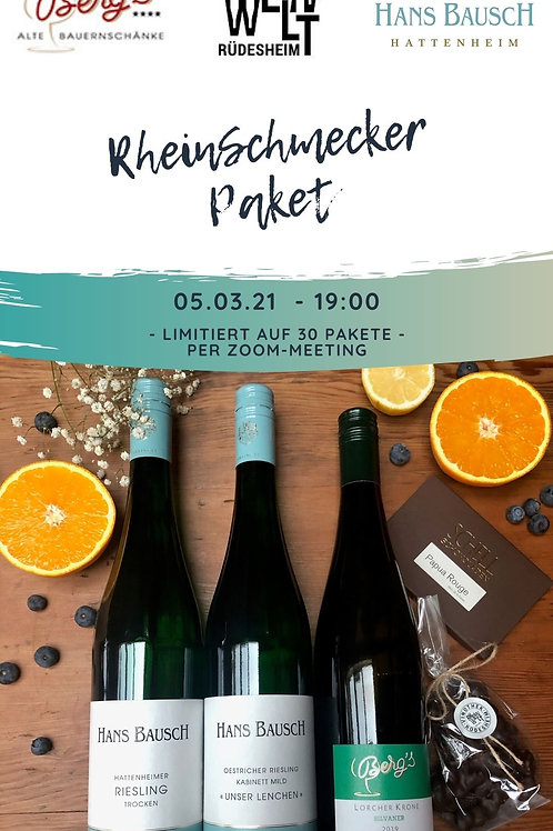 RheinSchmecker - Paket 05.03. - 19:00