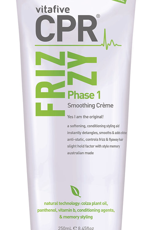 FRIZZY Solution: Phase 1 Smoothing Creme 250ML