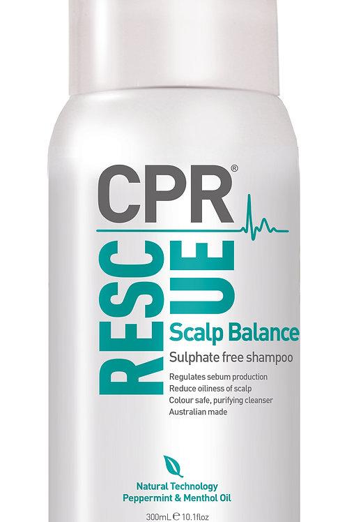 RESCUE: Scalp Balance Shampoo 300ml