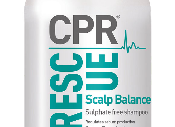 RESCUE: Scalp Balance Shampoo 300ml