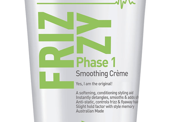 FRIZZY Solution: Phase 1 Smoothing Creme 150ml