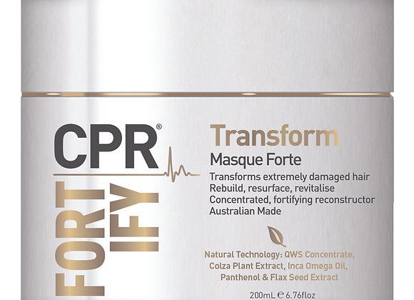 FORTIFY: Transform Masque Forte 200mL
