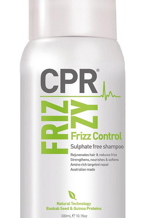 FRIZZY: Frizz Control Shampoo 300ml