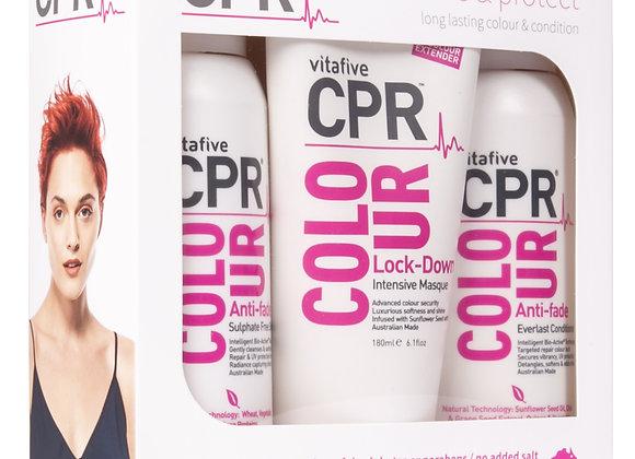 Colour Solution - Trio Pack (retail sizes)