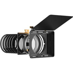 PolarPro Basecamp Matte Box Kit with Variable ND