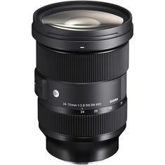 4x Sigma 24-70mm f/2.8 DG DN Art Lens