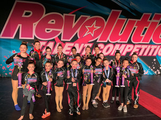 SSDM Competition Team x Revolution Talent