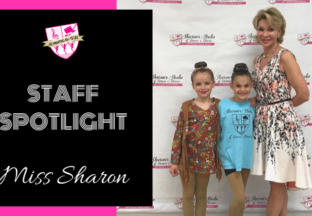 Staff Spotlight: Miss Sharon