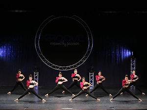 Groove Dance Competition 2018