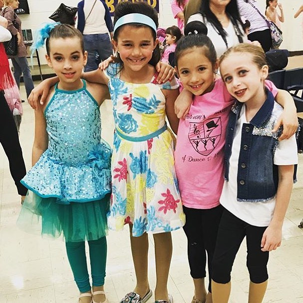 kids dance recital