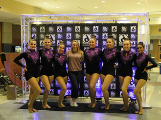 SSDM Competition Team x Dancer's Inc
