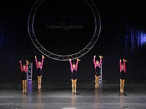 competiton dance