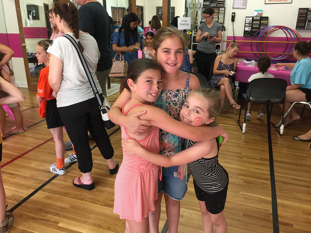 dance classes for kids whippany