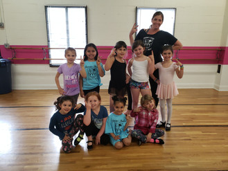 August Dance Camps!