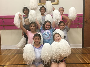 dance classes whippany