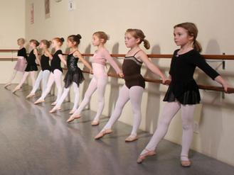 Training as a Dancer