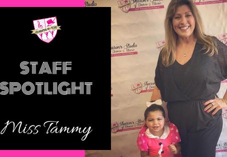 Staff Spotlight: Miss Tammy