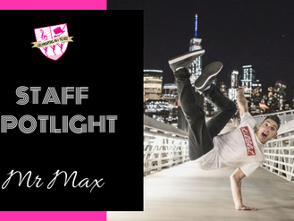 Staff Spotlight: Mr Max