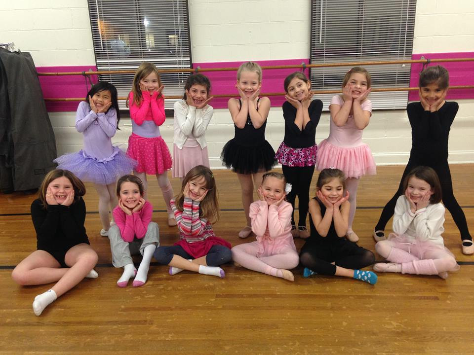 dance classes for kids in whippany nj