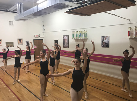 The Importance of Dress Codes in Dance Classes