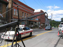 Jib shoot at Narrowburg New York