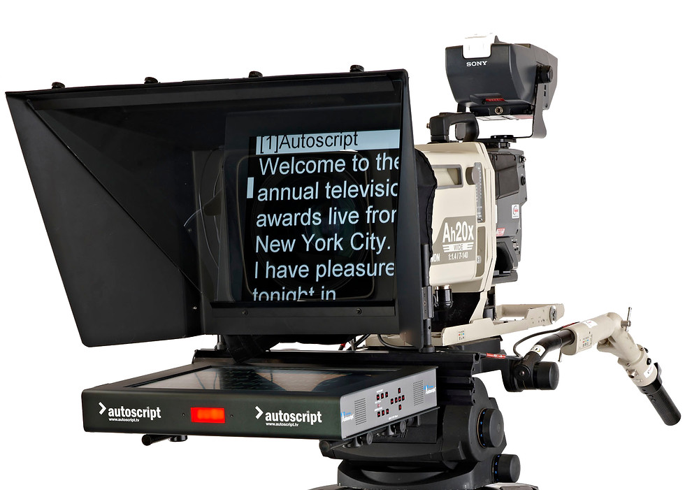 we carry autoscript prompters