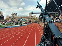 Penn Relays Jimmy Jib