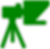 teleprompter icon
