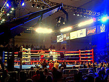 jimmy jib perfect for boxing and sporting events
