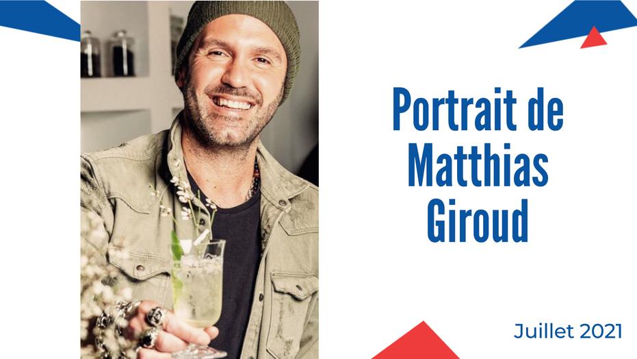 Portrait Matthias Giroud