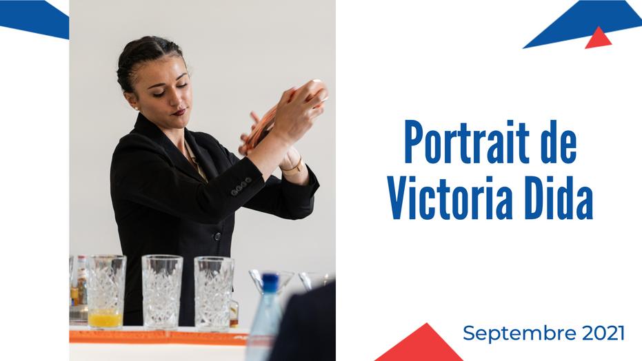 Portrait Victoria Dida