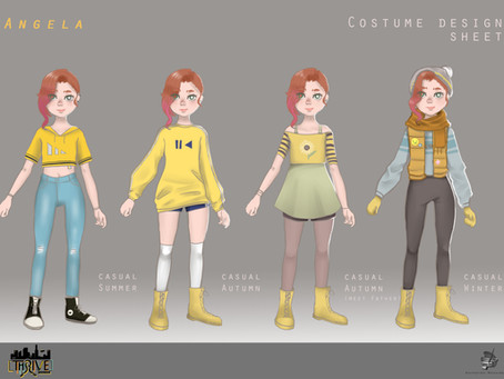 Concept Art Update