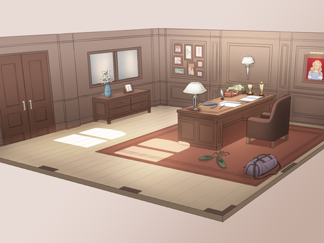 Mallory's Office