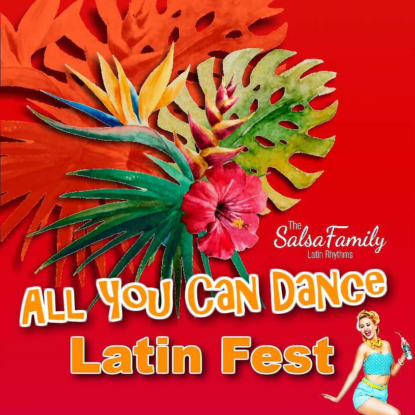 All You Can Dance Latin Fest 2019