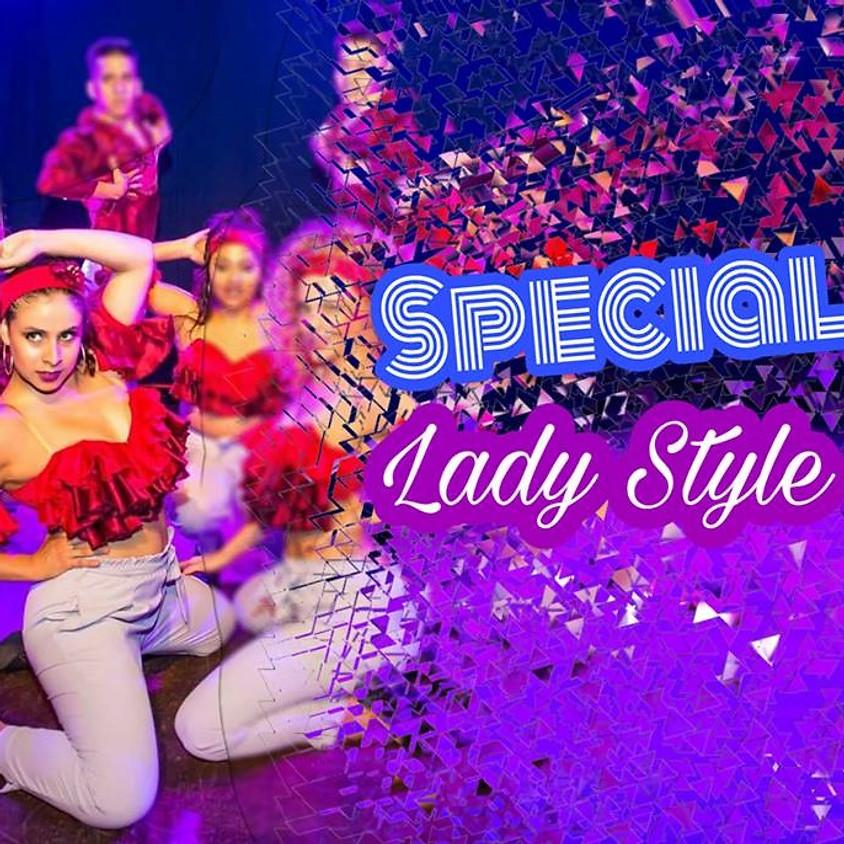 Lady Style Workshop with Andrea Ardila
