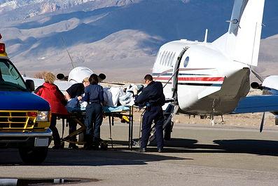 Medical evacuation support