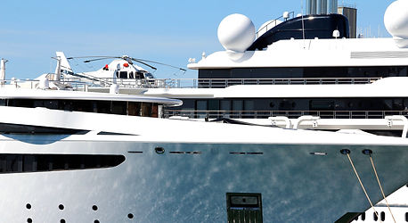 Super yacht security company