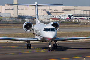 Private jet security