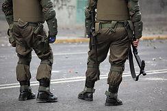 Civil unrest security