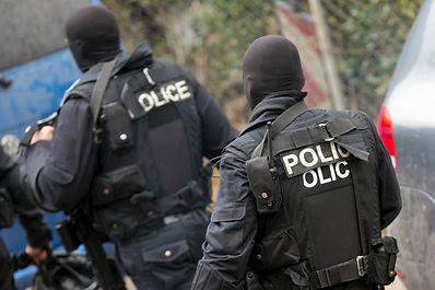 Terrorist attack security