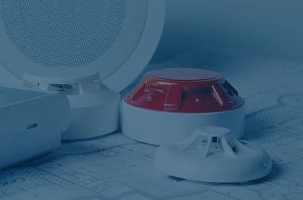 Security fire alarm installation London